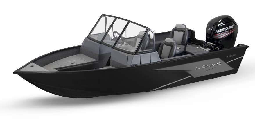 LW fs1625 BMT black exterior