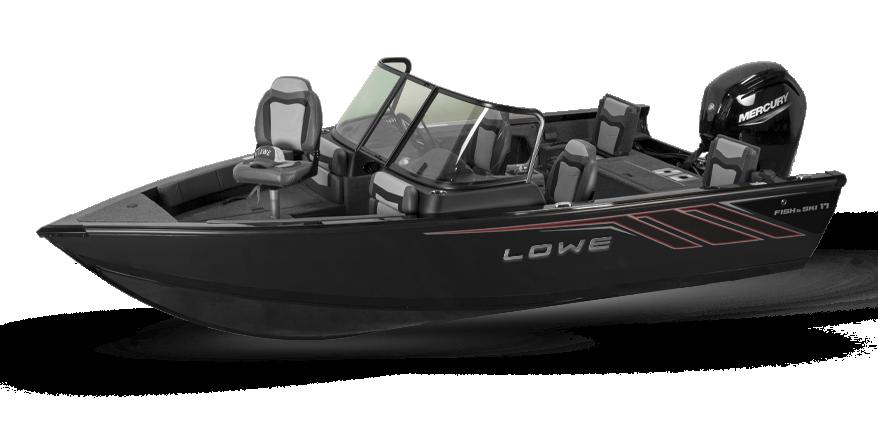 LW fs1700 BMT black exterior