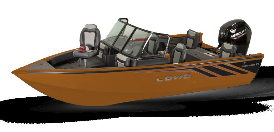 LW fs1700 BMT orange exterior