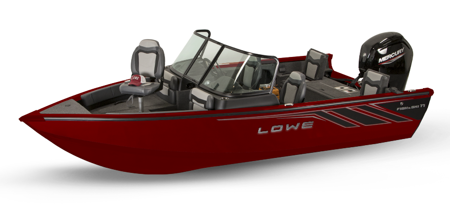 LW fs1700 BMT red exterior