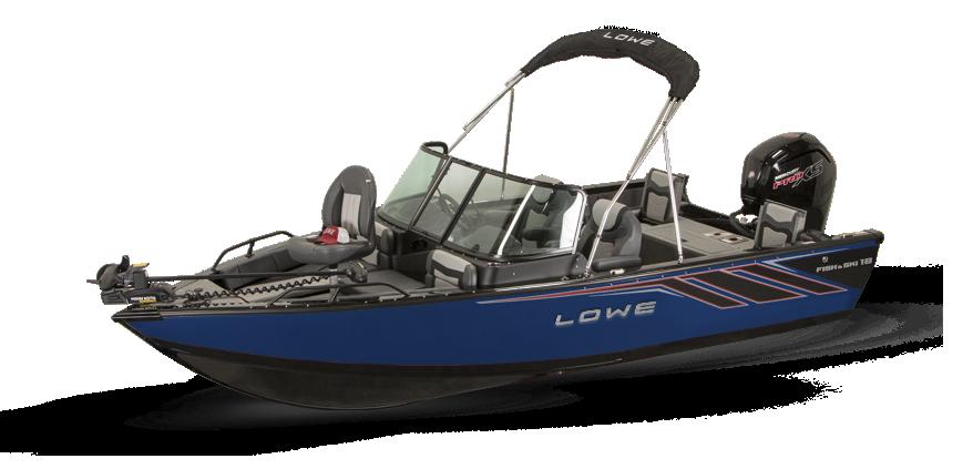 LW fs1800 BMT black exterior blue accent