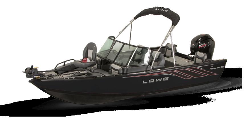LW fs1800 BMT black exterior