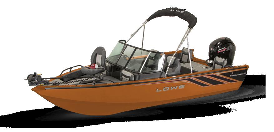 LW fs1800 BMT orange exterior