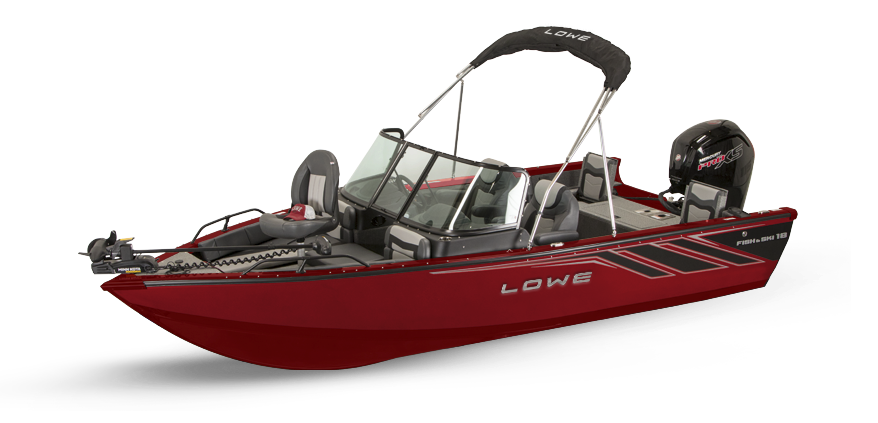 LW fs1800 BMT red exterior