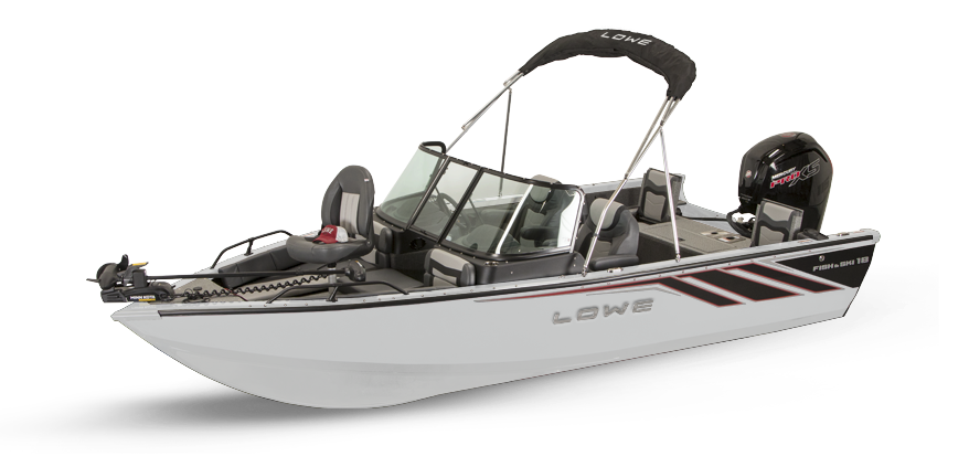 LW fs1800 BMT white exterior