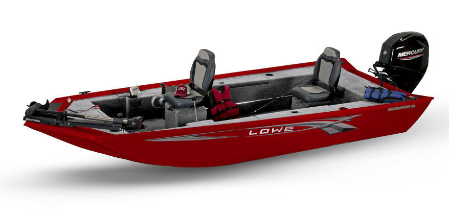 LW skorpSS BMT red poly exterior