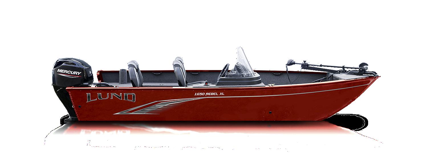 1650 Rebel XL SS - Heritage Red