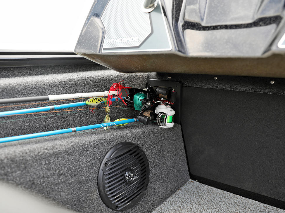 1875-1975 Renegade Optional Stereo Speaker