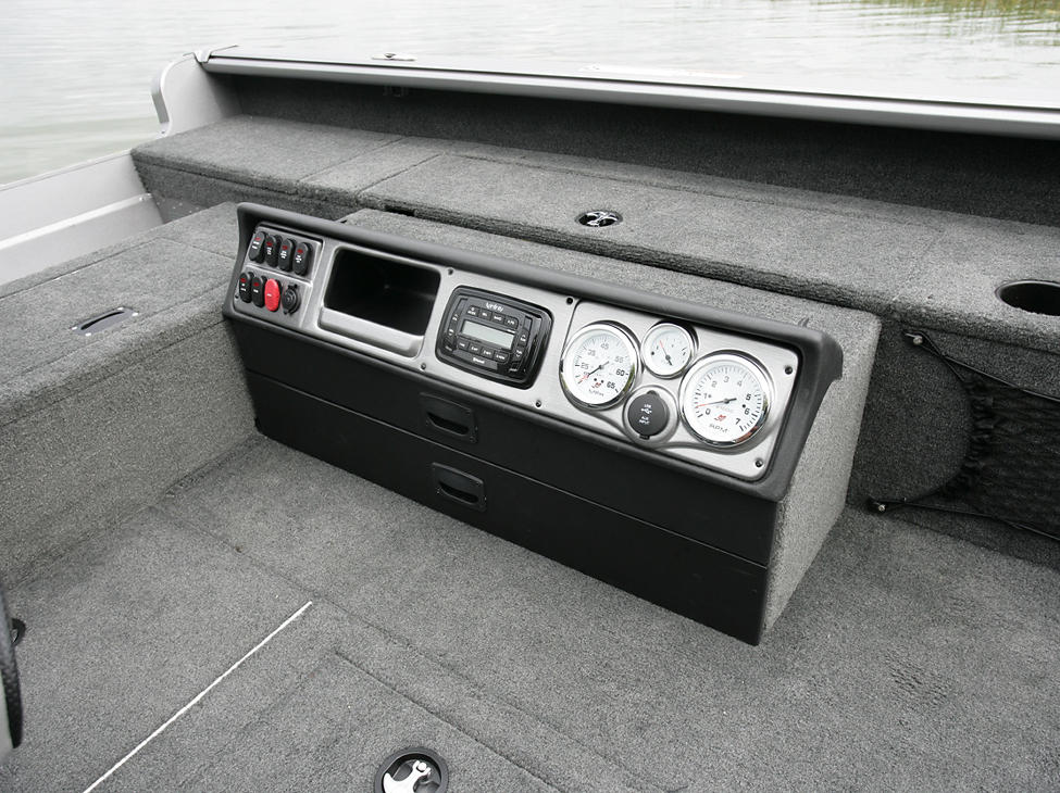 1875-2075-Pro-Guide-Command-Console-with-Electronics-Mounting-Shelf-in-Stored-Position