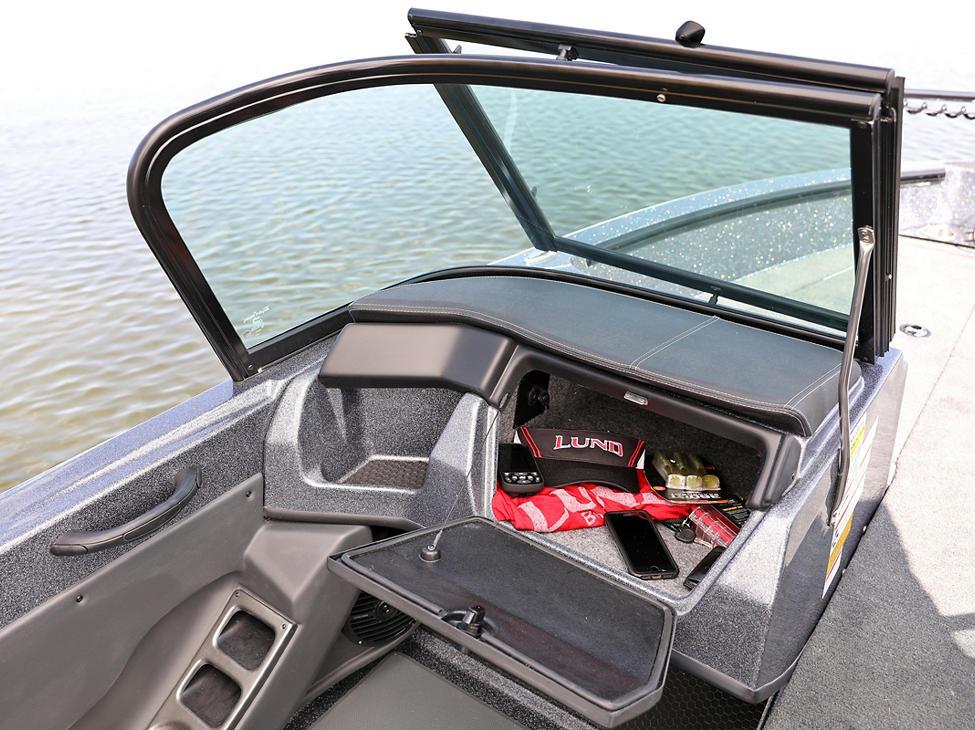 189-Pro-V-GL-Port-Console-Glove-Box-Storage-Compartment