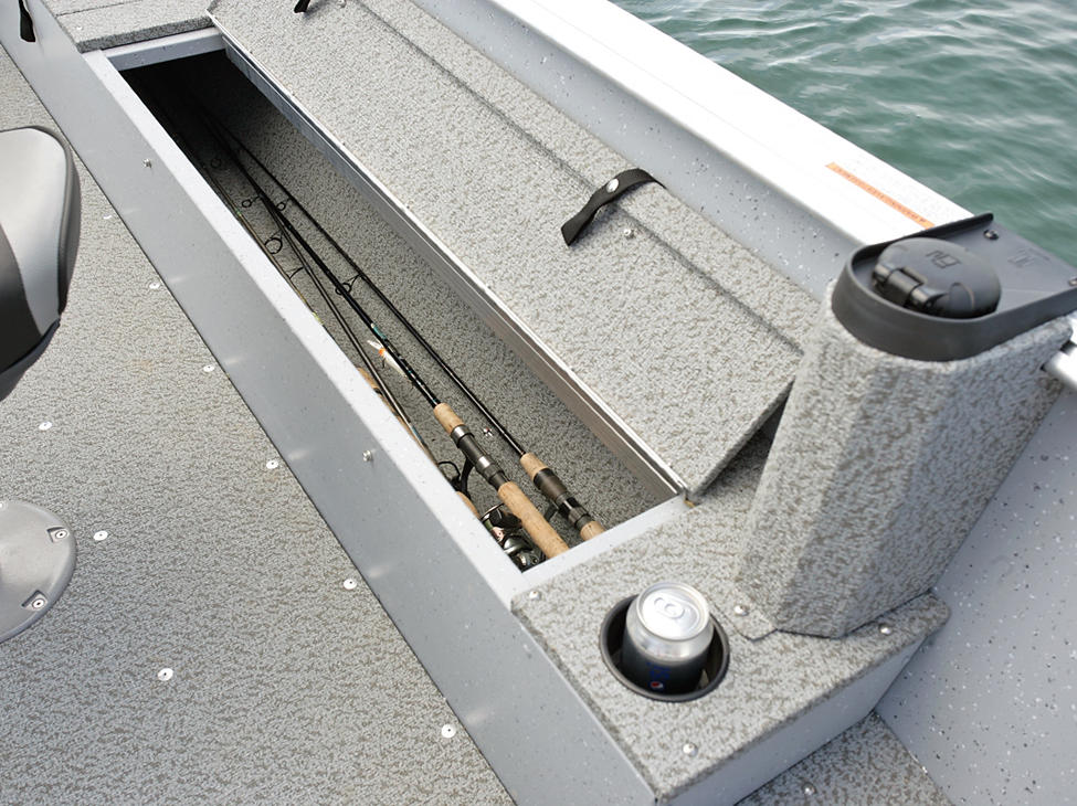 2000-Alaskan-Port-Side-Rod-Storage-Front-Door-Open