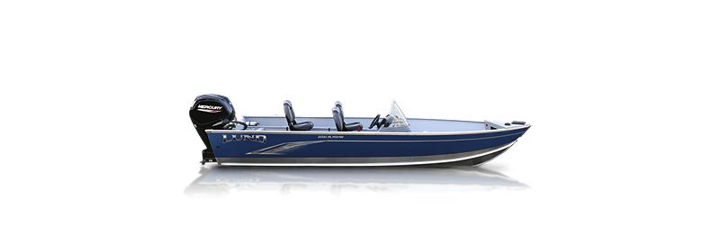 2000 Alaskan SS - Cobalt Blue