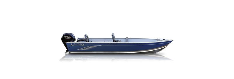 2000 Alaskan Tiller - Cobalt Blue