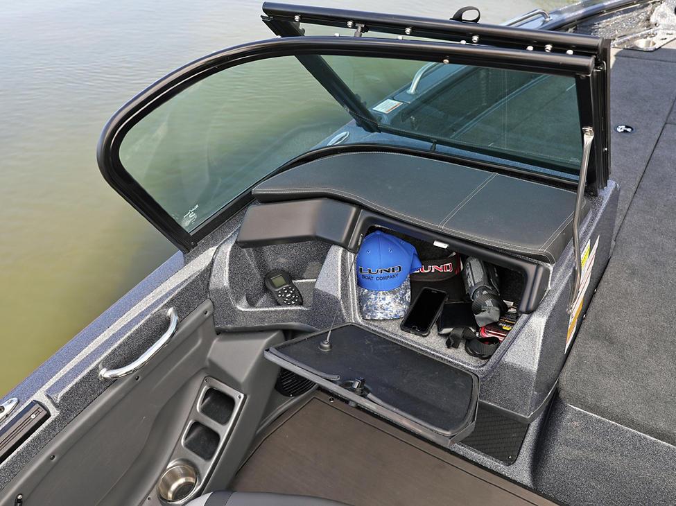 202-Pro-V-GL-Port-Console-Glove-Box-Storage-Compartment
