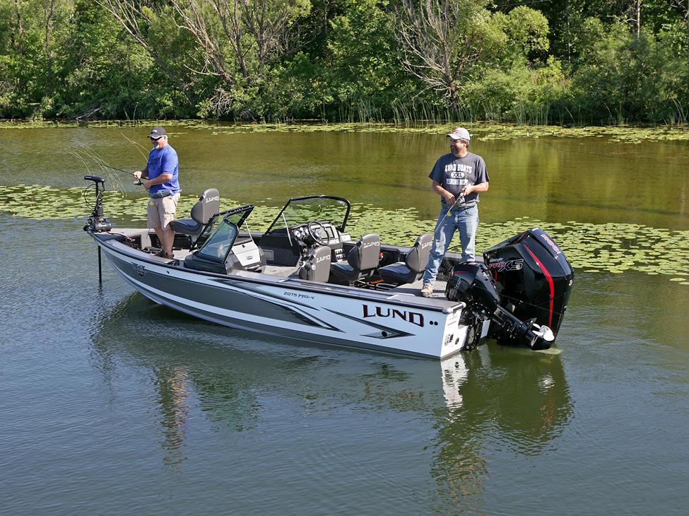 2075 Pro-V Fishing