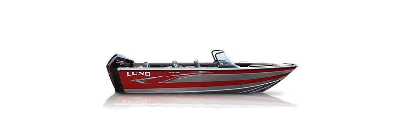 2075 Tyee - Heritage Red - Silver Stone