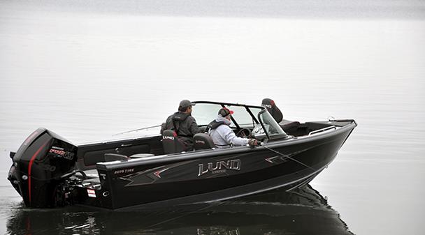 2075 Tyee Limited Fishing
