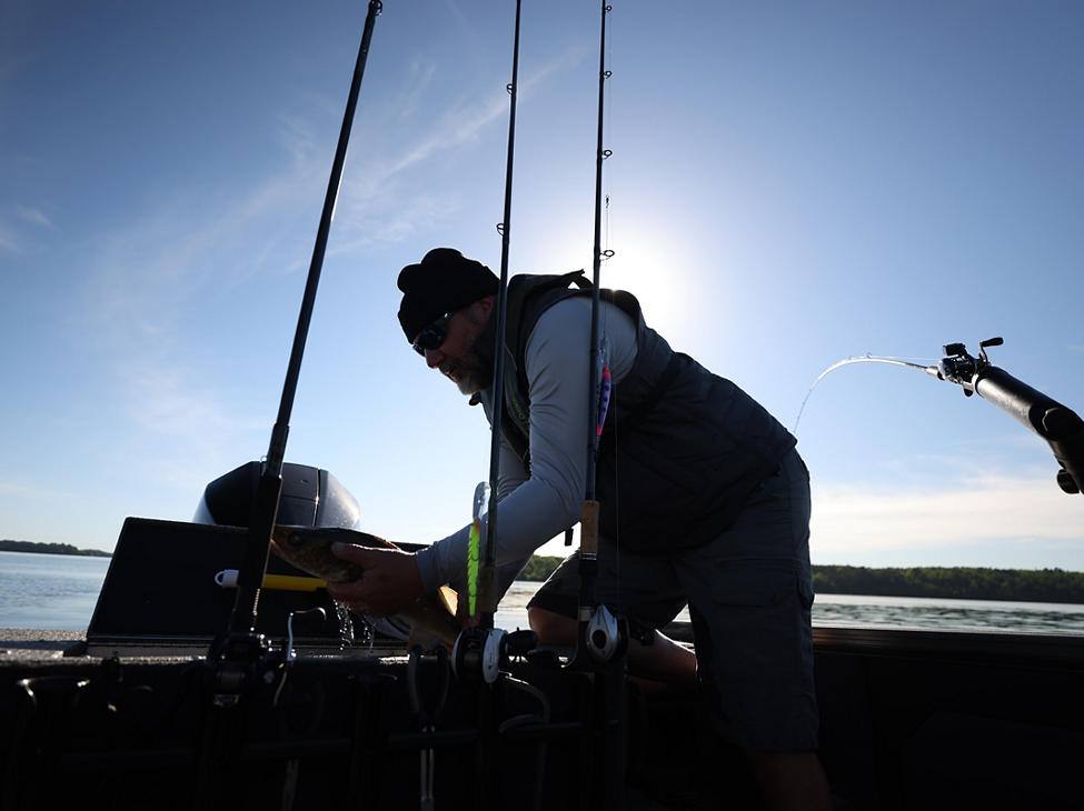 Fisherman Aft Deck Livewell