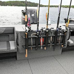 Fisherman Aft Flip Seats