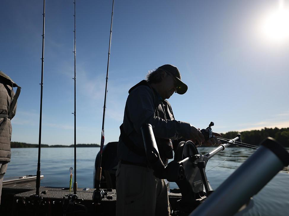 Fisherman Downrigger Accessory