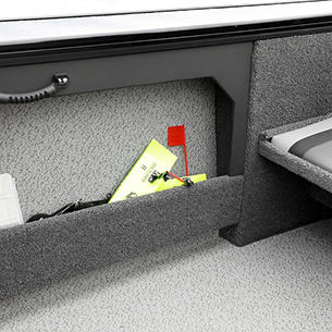 Fisherman Side Storage Compartment- Starboard