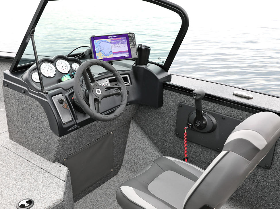 Fisherman Starboard Console