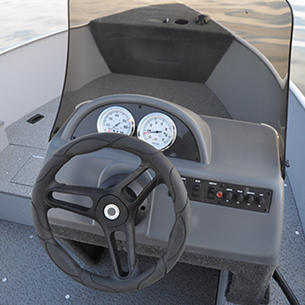 Fury SS Command Console