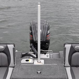 Impact-XS-Aft-Jump-Seats-with-Optional-Ski-Pylon.