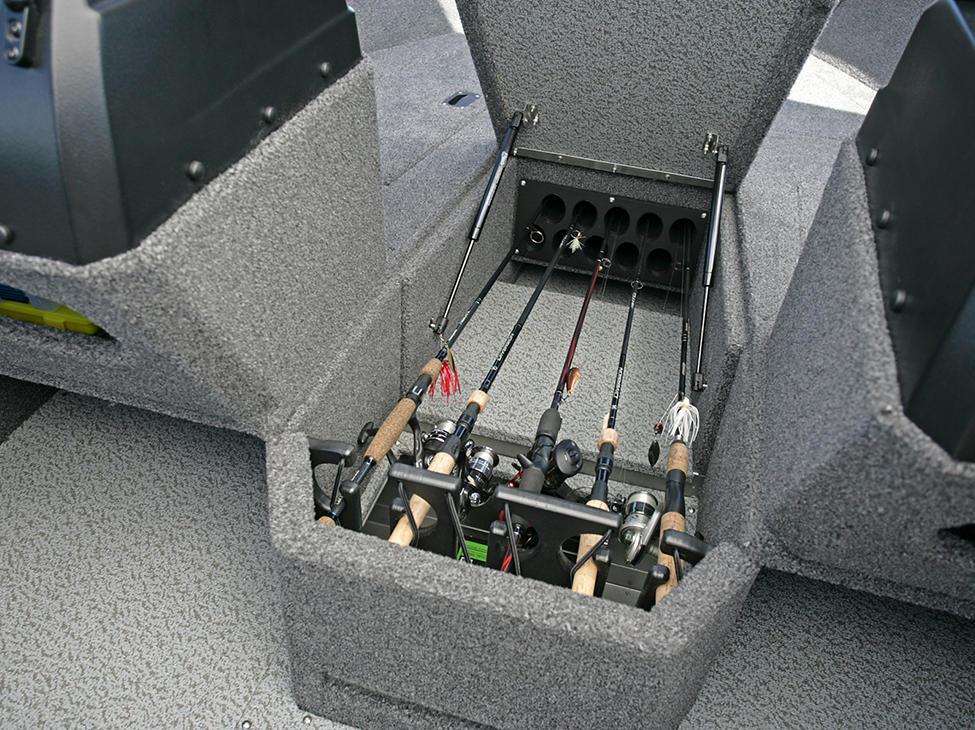 Impact-XS-Center-Rod-Locker-Open
