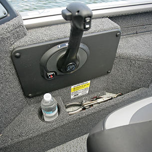 Impact-XS-Command-Console-Storage-Cubby-and-Drink-Holder