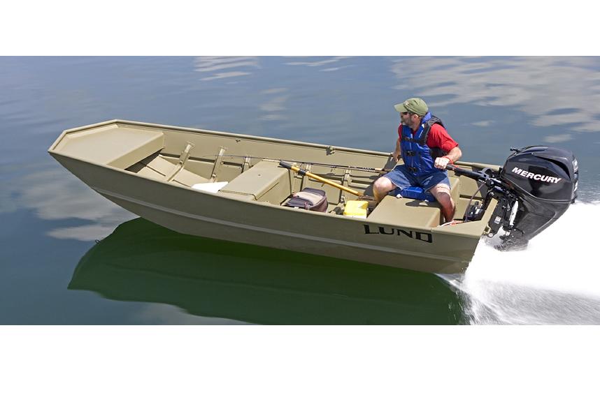 1240 Jon Boat