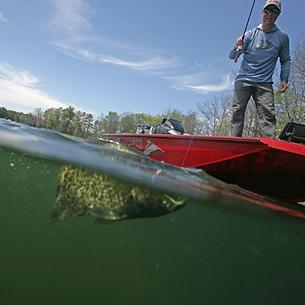 Lund Renegade Fishing Boat