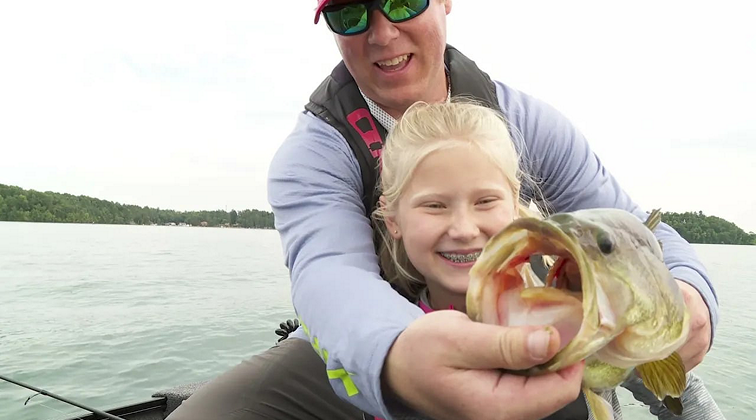 Lund-Boats-Ultimate-Fishing-Experience-2021-Episode-10-Father-Daughter-Fishing-Outing-Y3jVAQZ9UjM