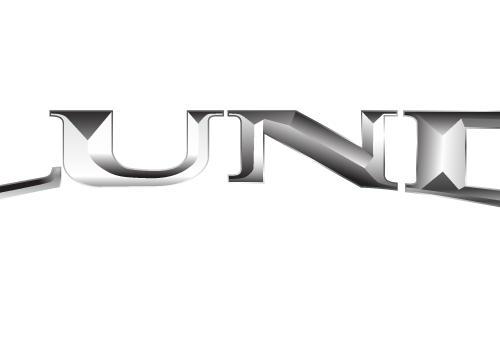 Chrome Lund Logo with Tagline