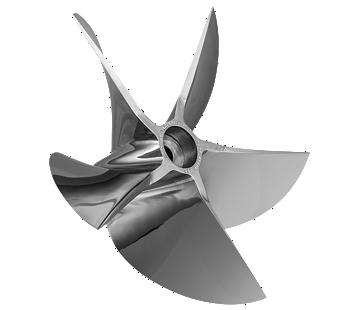 Mercury 400r Propeller