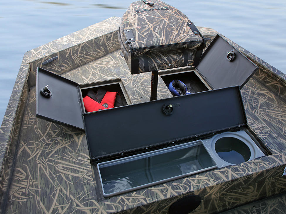 Predator-Bow-Deck-Storage-Compartments-Open-with-Seat