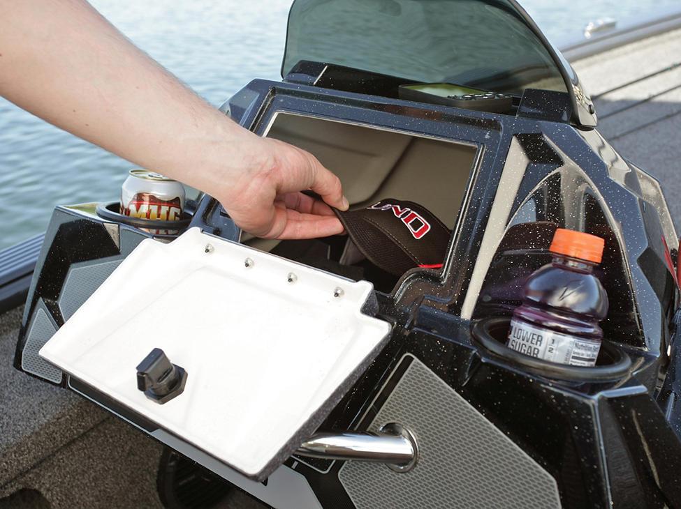 Pro-V-Musky-Optional-Port-Console-Glovebox-Storage-Compartment