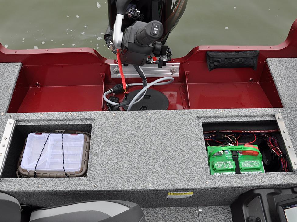 Rebel-XL-Tiller-Aft-Deck-Storage-Compartments-Open