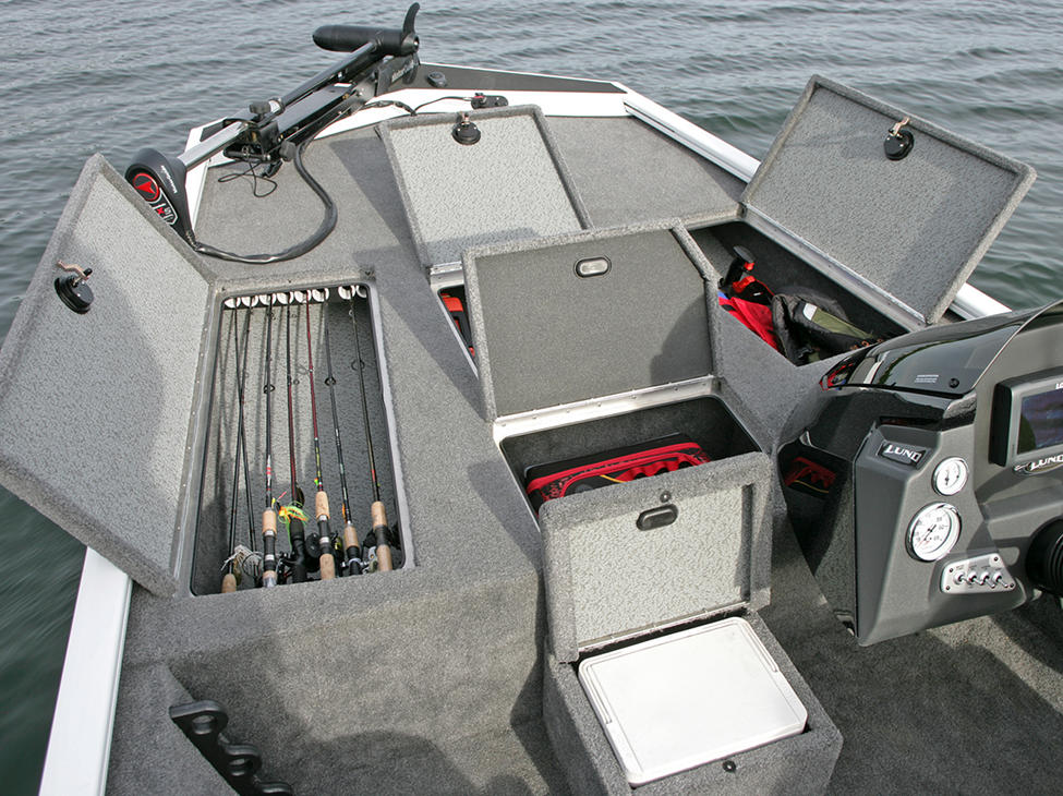 Renegade-Bow Deck-Storage-Compartments-Open