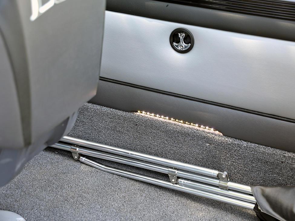 Tyee Starboard Interior LED Light Strip