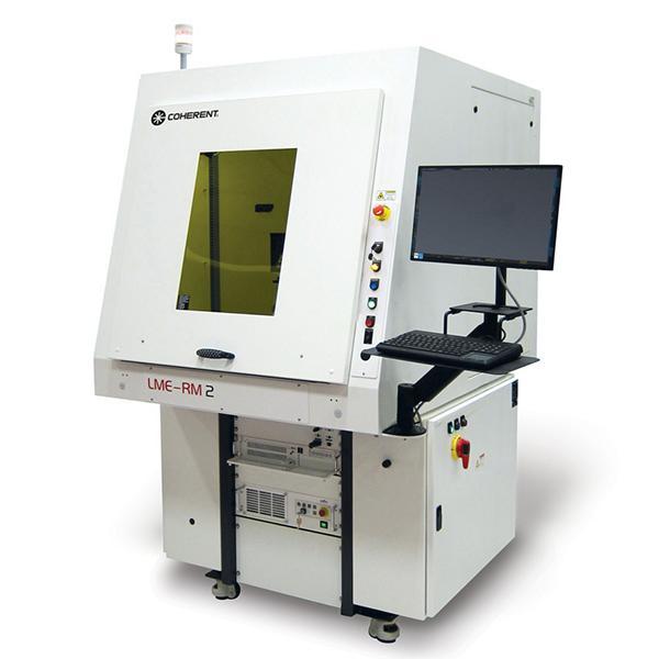LME RM 2 Laser Marking Workstation Product Image