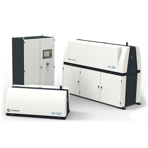 DC Series Multi-kW CO₂ Lasers