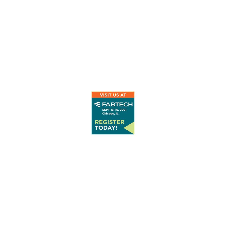 FabTech Chicago 2021 Logo