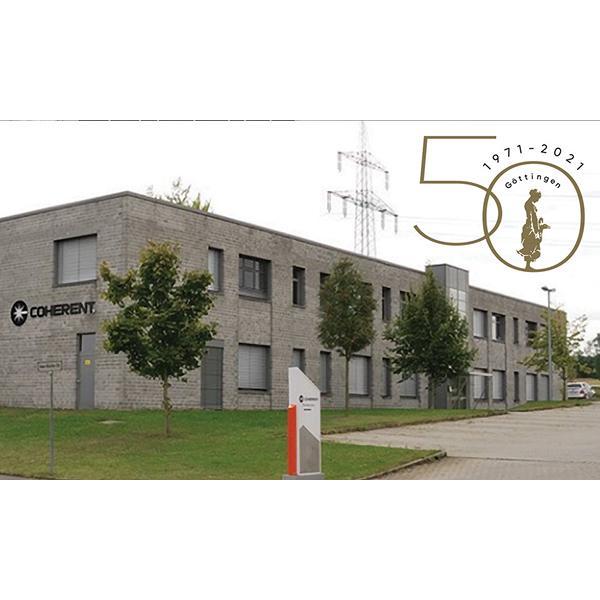 50th Anniversary Göttingen Site