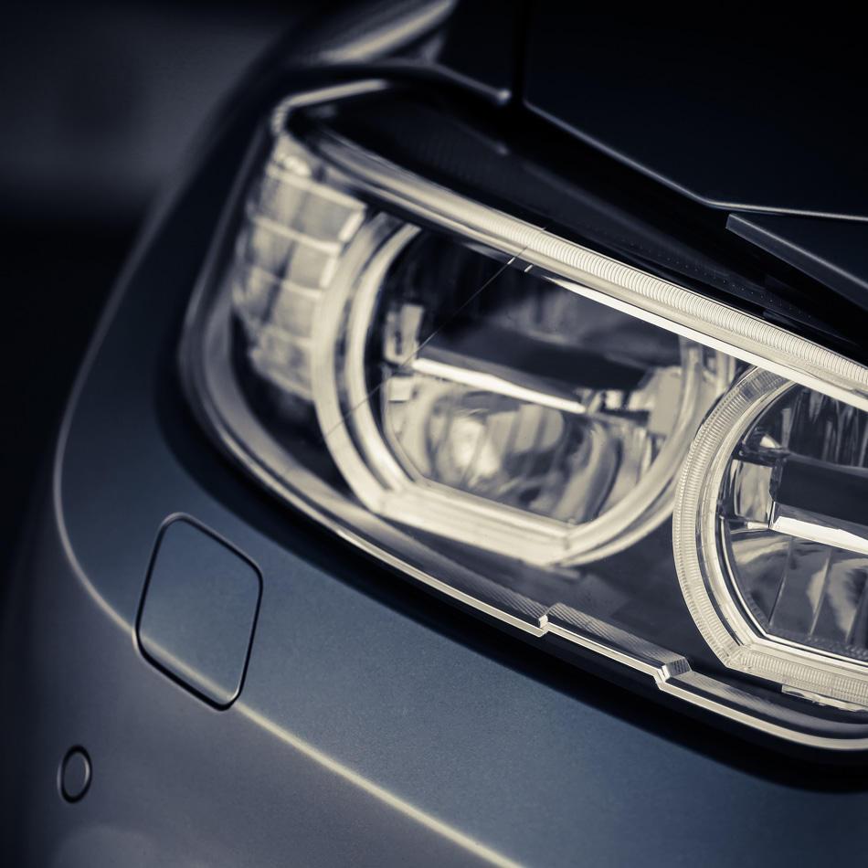 Laser für Fahrzeuginnenräume und -komponenten