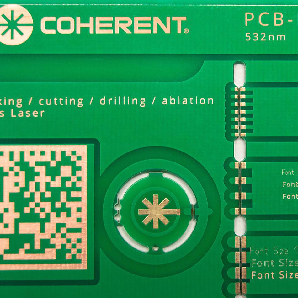Laser für die Elektronikproduktion und Fertigung