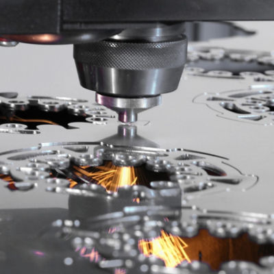 Laser Metal and Non-Metal Fabrication