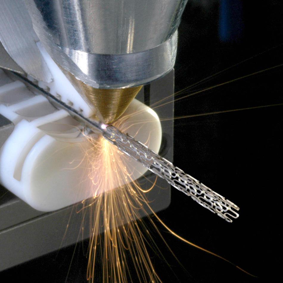 Laser für die Fertigung medizinischer Instrumente