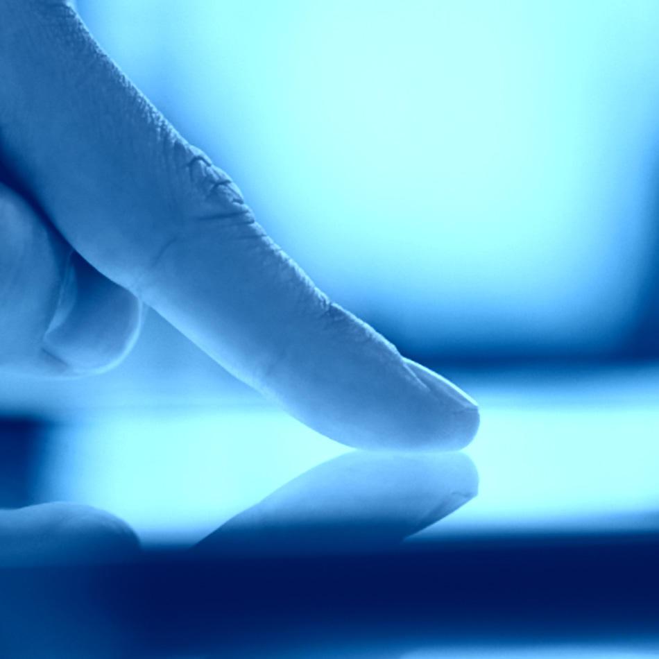 Laser zur Herstellung von Flachbildschirmen