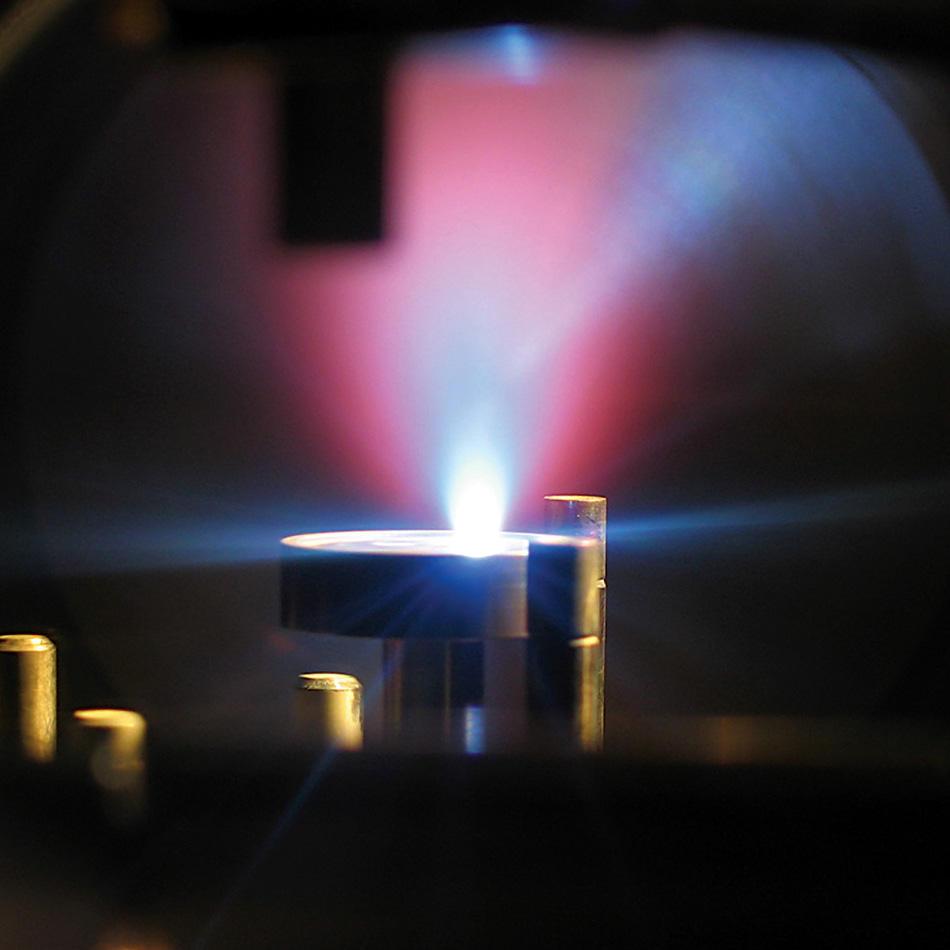 Gepulste Laserabscheidung (PLD)